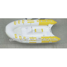 300 profundo V pesca del barco de la costilla