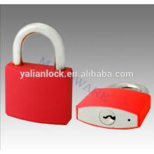 Китай Горячие продажи Top безопасности пластиковые крышки латуни Padlock