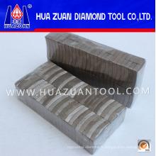 Vente chaude diamant segment foret à vendre