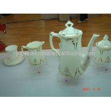Estilo vintage casa marca cerámica antigüedad servicio navideños platos china artículos hogar