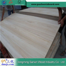 Ab Grade Paulownia Board for Home Furniture