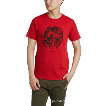 Shenzhen Factory OEM Cheap Price Graphic Design Printed T Shirt