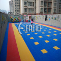 Enlio Outdoor Kids Playground PP Pavimentos Desportivos