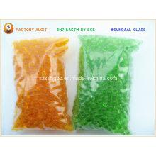 Esfera de vidro e fabricante de vidro do grânulo