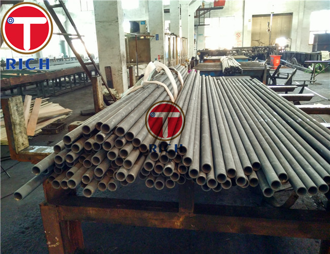 ISO683-17 Seamless Bearing Steel Tube GCr15 100Cr6