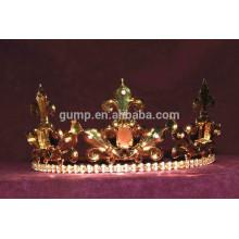 Corona de metal