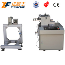 Adhesive Label Colorful Paper Flat Punching Cutter Machine