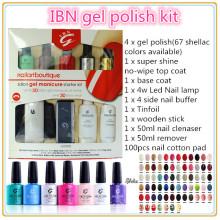 Ibn Professional Nailartboutique Gel Nail Polish Kit