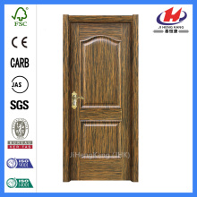 *JHK-M01 Hollow Core Interior Doors Cheap Hollow Core Interior Doors Cottage Oak Veneer Internal Door