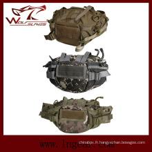 Sac ceinture tactique militaire pour l'armée en gros Sling Bag