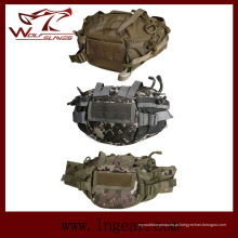 Saco de cintura tático militar para o exército atacado Sling Bag