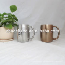 lujo barato de acero inoxidable tazas por mayor a sublimationfor promoción