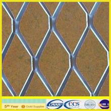 Metal expandido galvanizado sumergido caliente