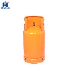 12.5kg lpg cylinder for Yemen,Haiti,china manufacturer liquefied gas