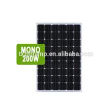 nuevo yangzhou llegado popular en Oriente Medio sola panel de sistema / 200 w precio del panel solar