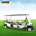 Trojan battery 8 seater electric golf cart price electric sightseeing bus tour bus