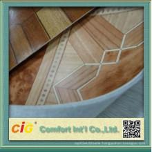 Plastic Type 2mm Thick PVC Flooring