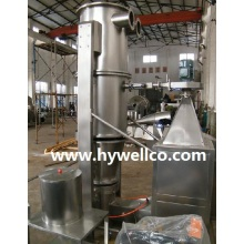 New Conditional Vertical Fluid Bed Granulator