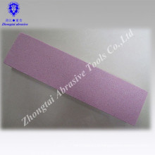 Aluminum oxide red sharpening stone