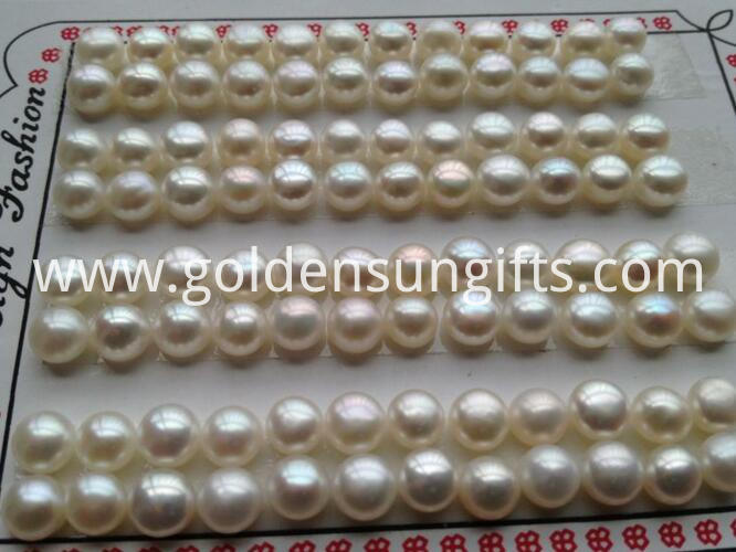 White loose pearl beads