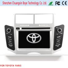 Lecteur multimédia Dash Car pour Toyota Yaris avec navigation GPS