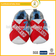 Chaussures de bébé animal de motif en coton alibaba Chine