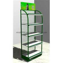 Loja de móveis estante Rack Rack carrinho supermercado de exposição exposição (GDS-056)