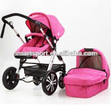 Europe Style Luxury Aluminum Baby Stroller Manufacturer