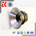 Chromated China OEM aluminum small lamp shade die casting
