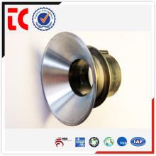 Chromated China OEM alumínio pequena lâmpada sombra die casting
