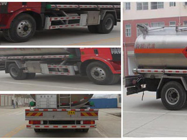 CLW GROUP TRUCK Aluminium Alloy Tanker
