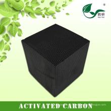 Fournir le carbone activé environnemental de nid d'abeilles