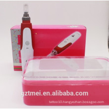 Hot sale micro needle therapy derma roller skin pen