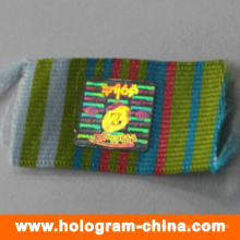 Security Anti-Fake Hologram Sticker for Cloth