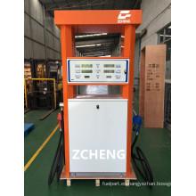 Zcheng Mrga serie de llenado de la estación de doble bomba