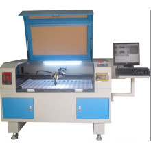Automatic Video Camera Laser Cutting Machine for Label with 80W Glass Laser Tube