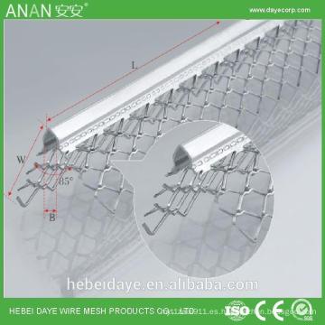 Productos al por mayor baratos materiales de construcción innovadores aleación ángulo de acero de cuentas