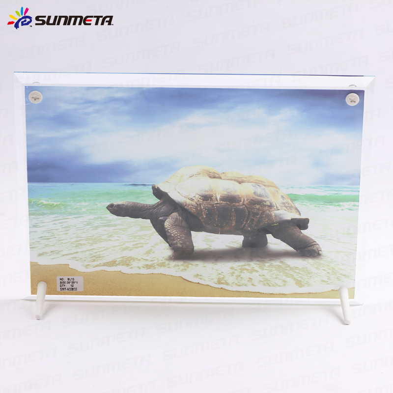 FREESUB Heat Press Printing Photos On Glass