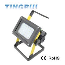 Outdoor Rechargeable Project lumière flexible de travail
