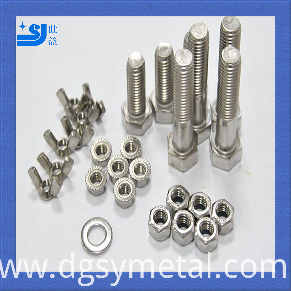 screws & bolts