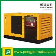 Lovol Engine Silent Diesel Gerador para Construção Use com Chnt Breaker
