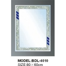 5mm Thickness Silver Glass Bathroom Mirror (BDL-4010)