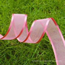 Пользовательские красочные декоративные ленты ленты ленты свадьба