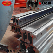 U71mn GB75kg Stahlschiene zum Verkauf