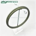 joint d'essuie-glace de PTFE de bronze pour l'étanchéité de cylindre hydraulique GSZ