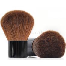 Haute qualité Ome design Cheveux chèvre cheveux doux Brosse visage Kabuki