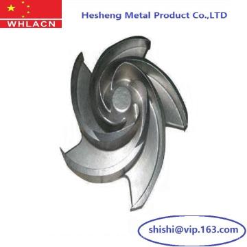 Bobine de pompe à moulage d'investissement en acier inoxydable