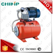 Bomba de agua de chorro automática 0.5HP AUJET60L uso en el hogar con tanque de presión