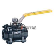 Q11f/H forgé robinet à tournant sphérique