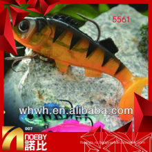 Высококачественная и недорогая мягкая рыбалка